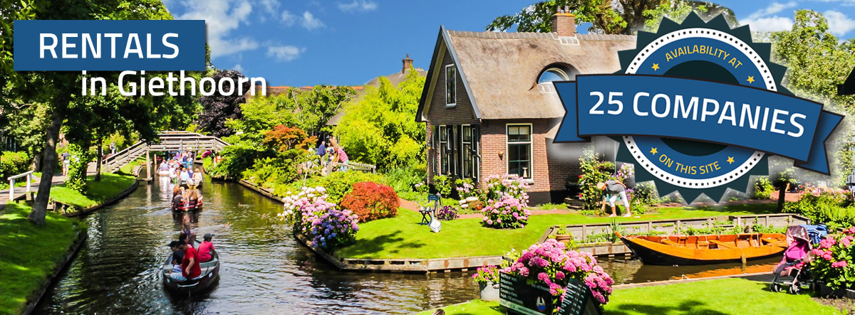 Giethoorn Booking